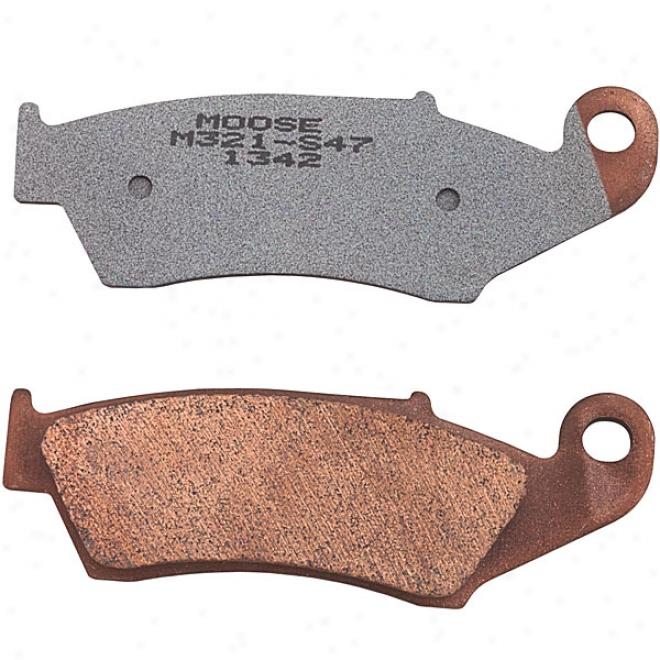 Xcr Comp Rear Brake Pads