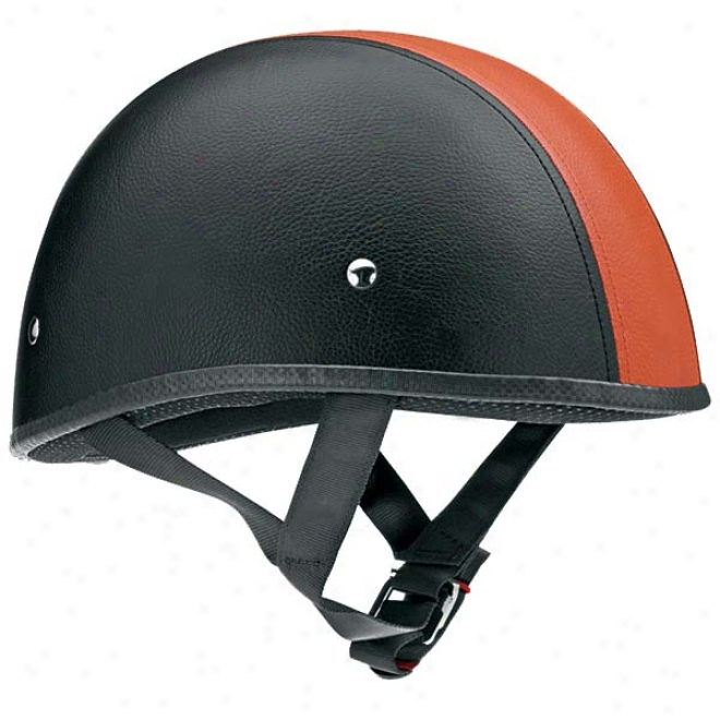Xts Naked Leather Helmet