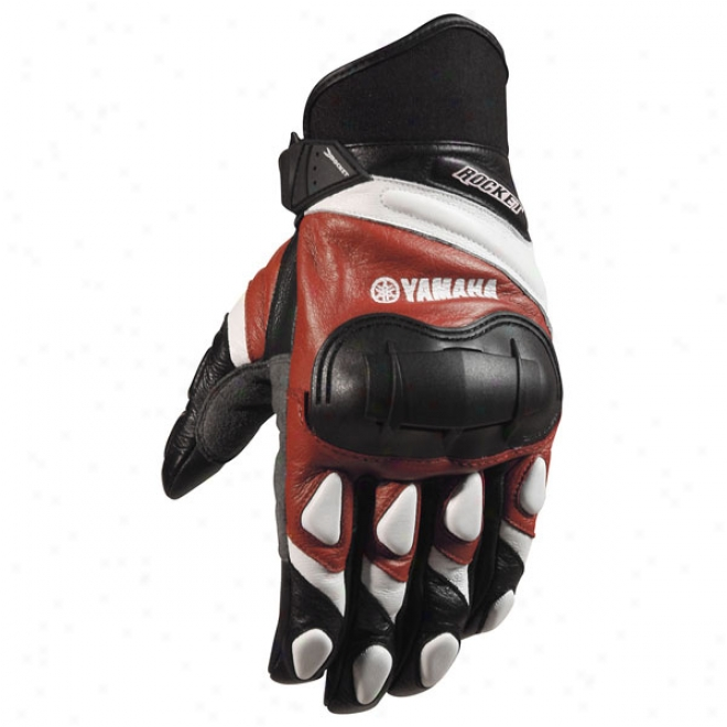 Yamaha Leather Champion Gloves