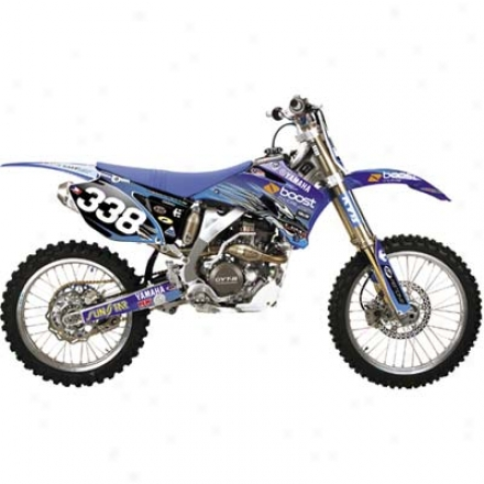 Yamaha Of Troy Team Graphic Kit