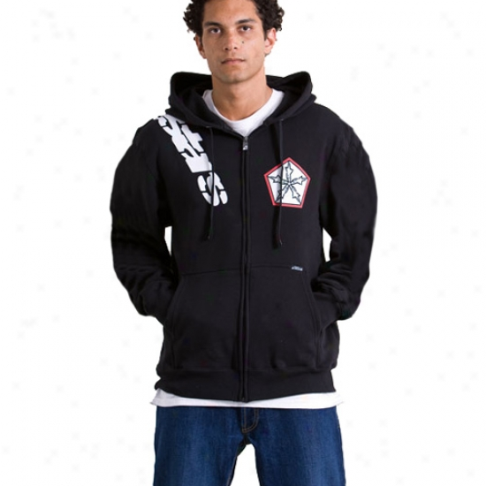 Youth Aggro Zip-up Hoody