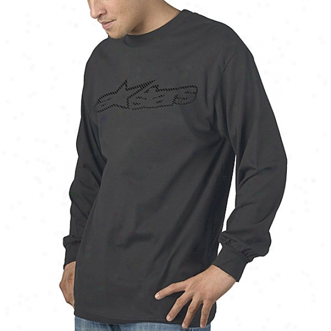 Youth Blaze Long Sleeve T-shirt
