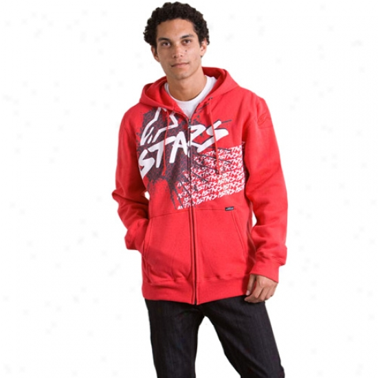 Youth Clear Zip-up Hoody
