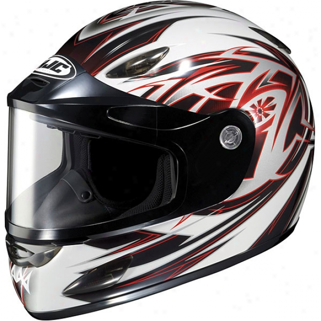 Youth Cs-y Sn Cyclone Snow Helmet