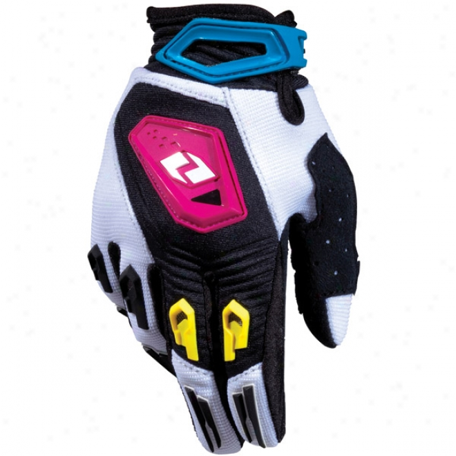 Youth Drako Carbon Torment Gloves