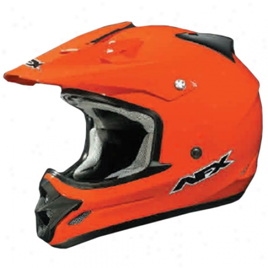 Youth Fx-18y Solid Helmet