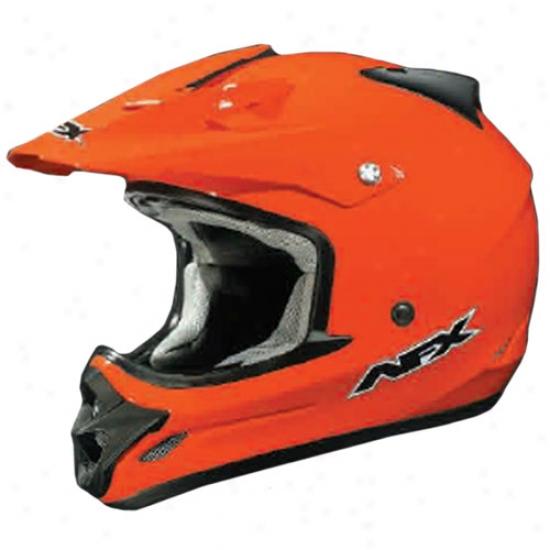 Youth Fx-18y Solid Helmet