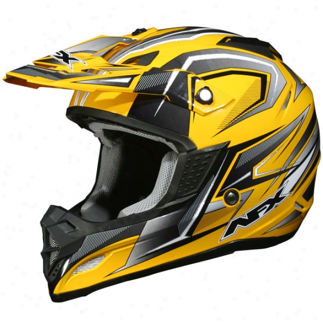 Youth Fx-19 Helmet