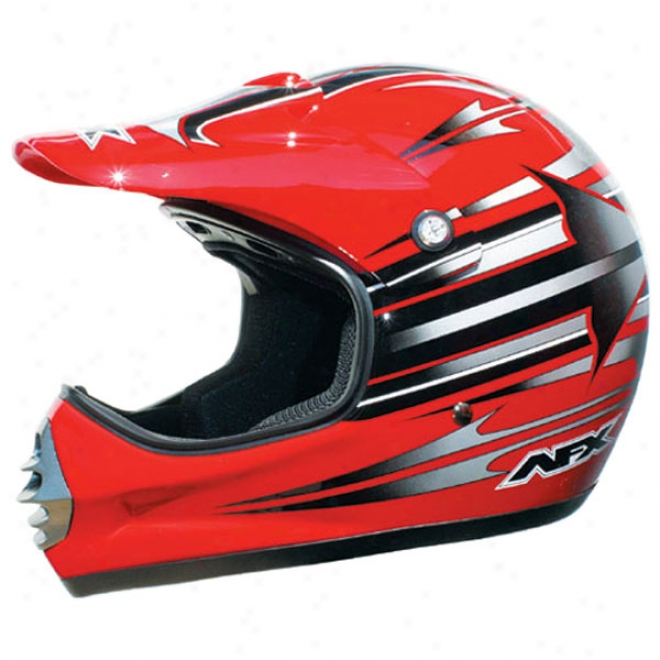 Youth Fx-6r Ultra Helmet