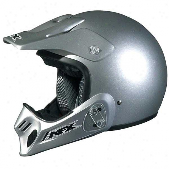 Youth Fx-85y Solid Helmet