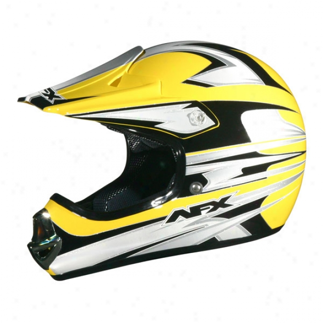 Youth Fx-86ry Helmet