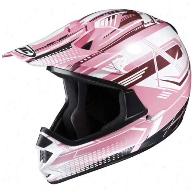 Youth Girls Cl-x5ny Helmet