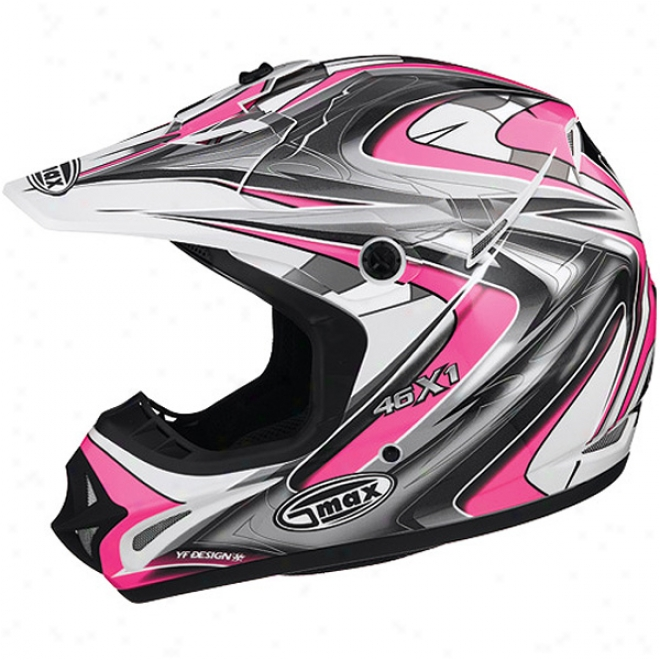 Youth Girls Gm46y-1 Core Helmet