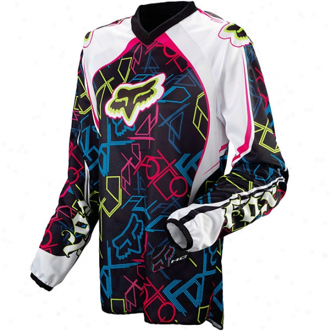 Youth Girls Hc Neon Jersey