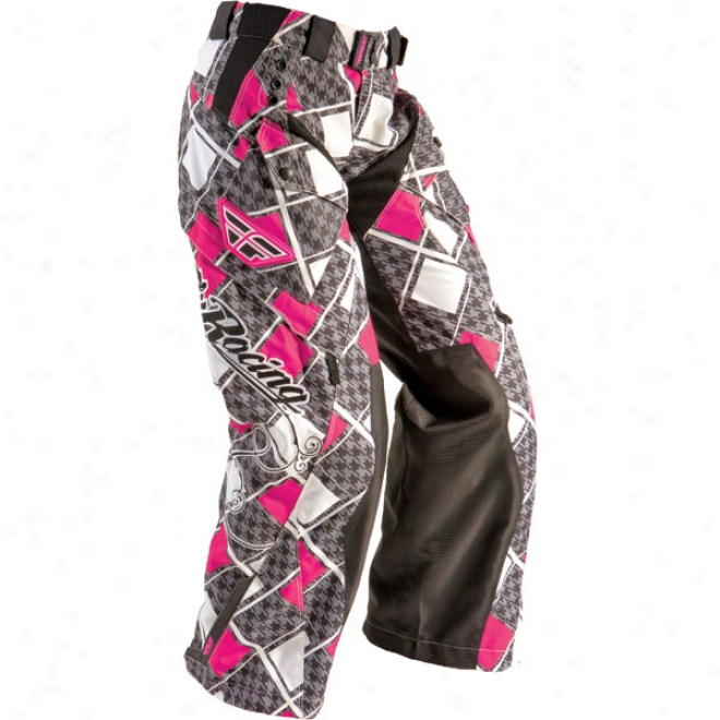 Youth Girls Kinetic Over-the-boot Pants
