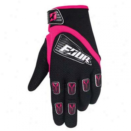 Youth Girls Profile Atv Gloved