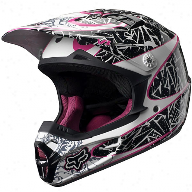 Youth Girls V-1 Reward Helmet