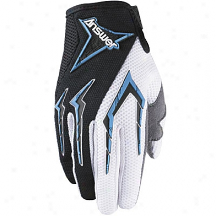 Youth Girls Wmx Gloves