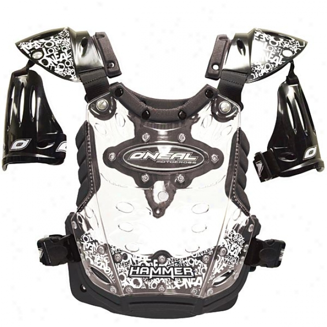 Youg Hammer Graphic Chest Protector