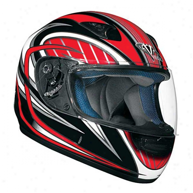 Youth Mach 1 Pulsar Graphic Helmet