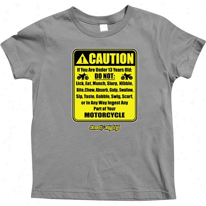 Youth Mx Caution T-shirt