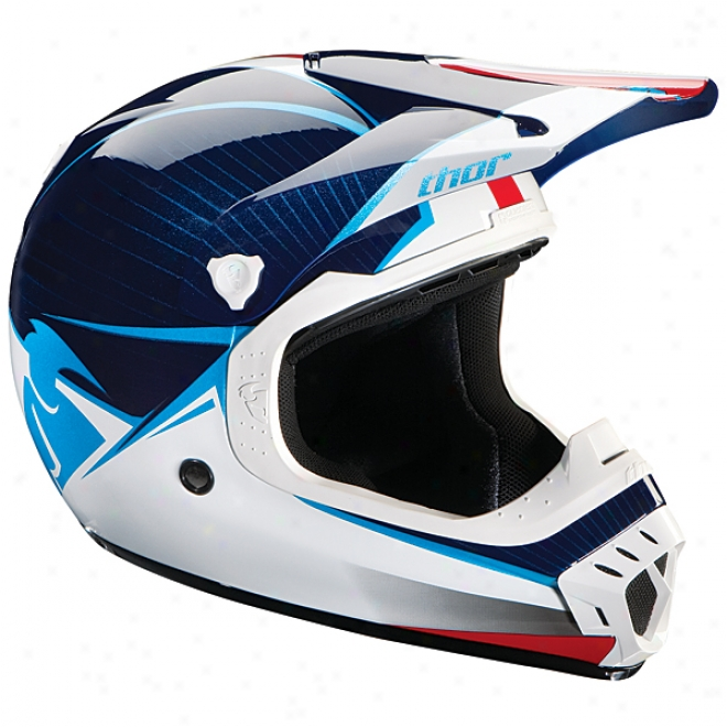 Youth Quadrant Helmet