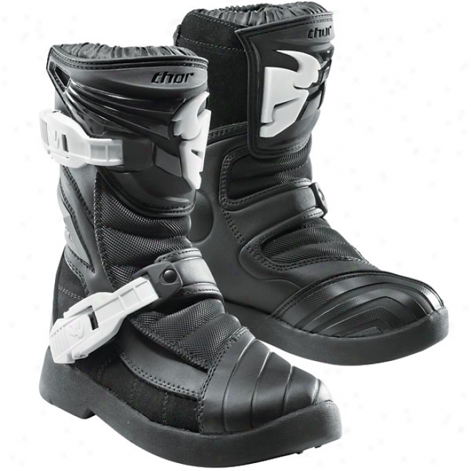 Youth Quadrant Jr. Boots