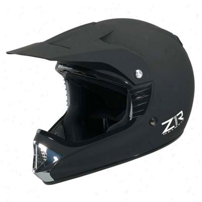Youth Rail Fuel Solid Helmet