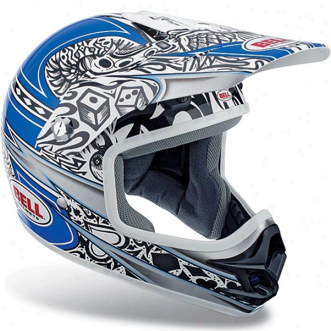 Youth Sc-x Speed Tat Helmet