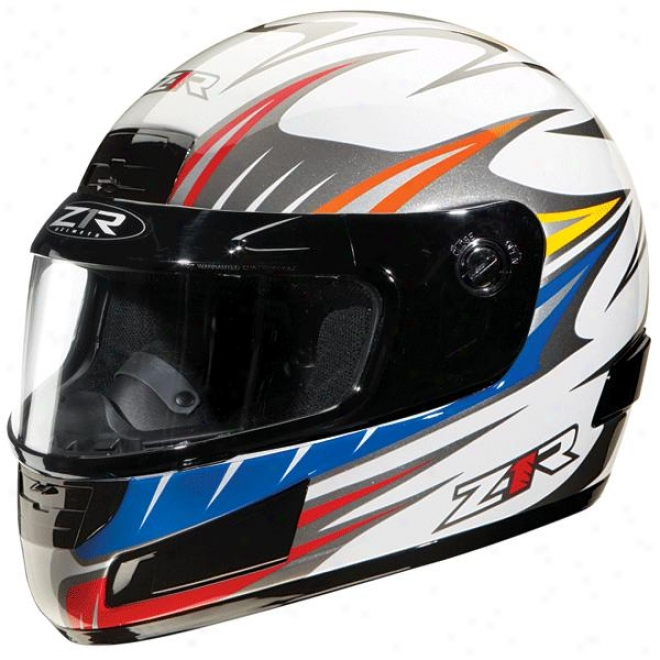 Youth Strike Blutz Snow Helmet