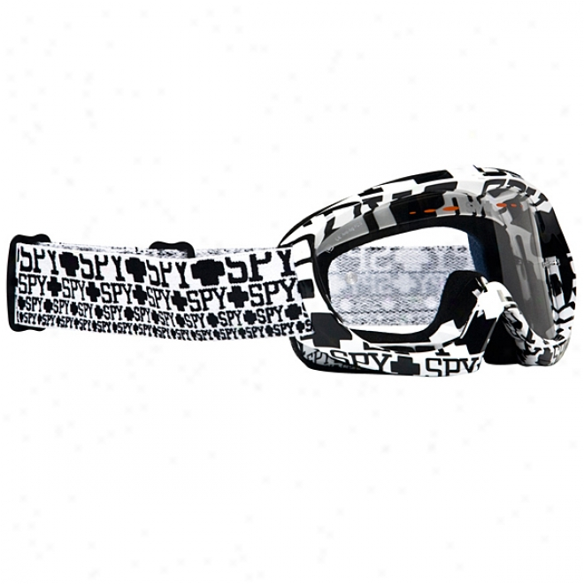 Youth Targa Mini Print Goggles