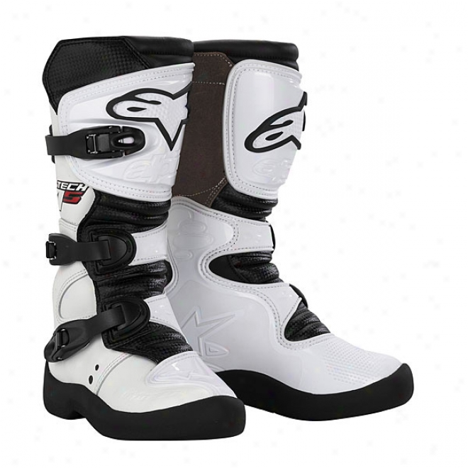 Youth Tech 4s Boots