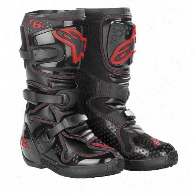 Youth Tech 6s Boots