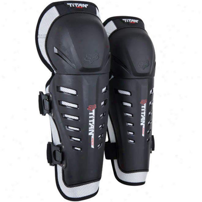 Youth Titan Knee Shin Guards