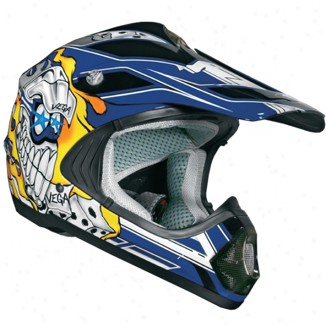 Youth Viper Jr. Dicey Helmet