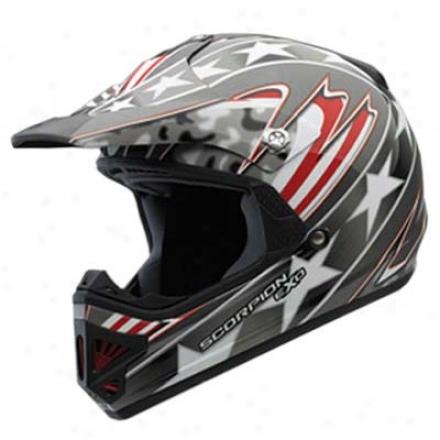 Youth Vx-9 Patriot Helmet