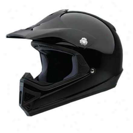 Youth Vx-9 Solid Helmet