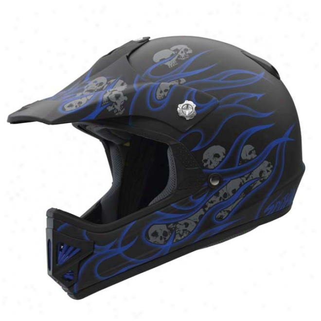 Youth Vx-9 Spitfire Helmet