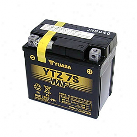 Ytz Factory-activated Maintenance Free Battery