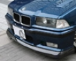 3d Design Carbon Fiber Front Lip Spoiler Bmw 3 Series E36 92-99