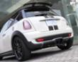3d Contrivance Carbon Fiber Rear Diffurser Mini Cooper S R55 R56 07+