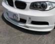 3d Design Front Lip Spoiler Bmw 1 Series E82 M Sport 08+