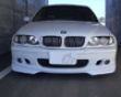 3d Design Urethane Front Lip Plunderer Bmw 3 Series E46 M-sport Sedan 99-05