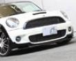 3d Design Urethane Front Lip Spoiler Mini Cooper S R55 R56  07+