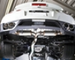 5zigen Sp Tune Exhaust Nissan Skyline R35 Ggr 09+