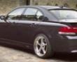Ac Schnitzer Add-oh Rar Spoiler For Oe Muffler Bmw 7 Series E65 05-08