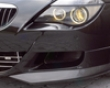 Ac Schnitzer Black Carbon Fiber Front Splitters Bmw E63 M6 05+