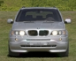 Ac Schnitzer Front Add-on Spoiler W/ Pdc Bmw E53 X5 99-8/03