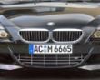 Ac Schnitzer Front Chrome Grill Bmw E63 M6 05+