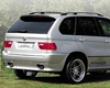 Ac Schnitzer Rear Add-on Skirt W/ Pdc Bmw E53 X5 99-07